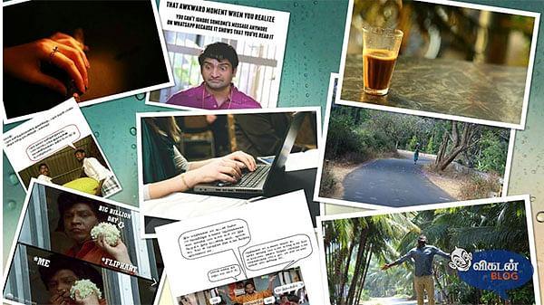 இணையம் வா... இணைவோம் வா..!  - விகடன் அழைக்கிறான் #VikatanBlog
