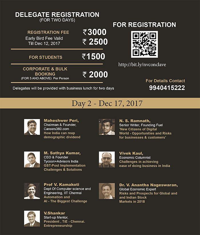 நாணயம் விகடன் - FINANCE & BUSINESS CONCLAVE - EXPO
