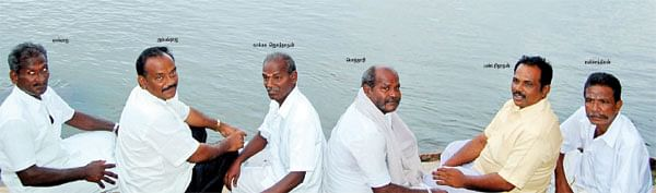 நிஜ கில்லிகளின் சந்திப்பு!