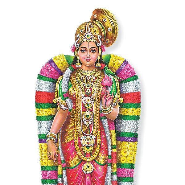நாரதர் உலா... - ஸ்ரீவில்லிபுத்தூர் ஆண்டாள் கோயிலில்