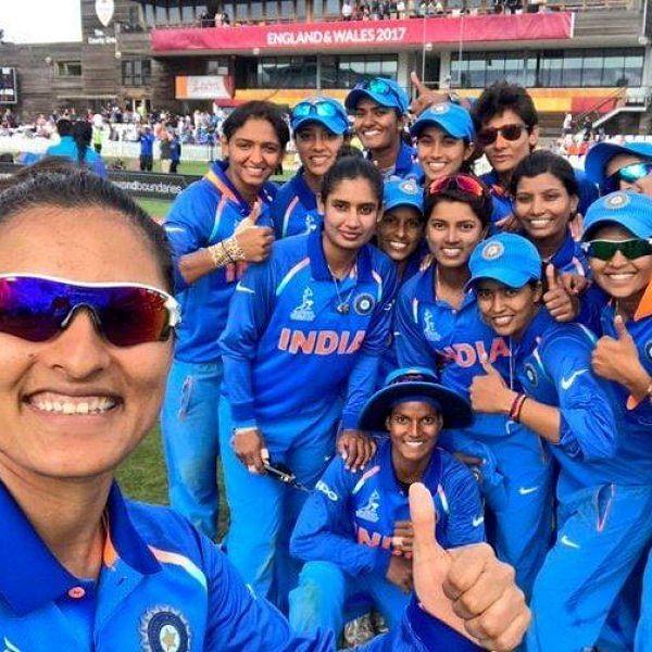இந்திய பெண்கள் கிரிக்கெட் அணி