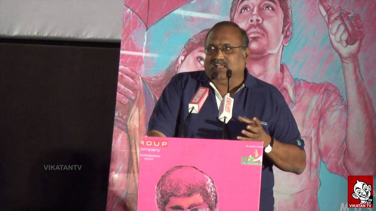 Jigarthanda Audio Launch | Siddharth | Karthik Subbaraj | Lakshmi Menon