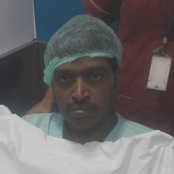 `முதல்வரைத்தான் நம்பியிருக்கிறேன்..!' - கலங்கும் வியாசர்பாடி தாதா நாகேந்திரன்