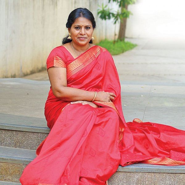 ரியல் சாந்தி ரீல் ரமா!