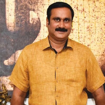 கொக்கிபீடியா  - அன்புமணி ராமதாஸ்