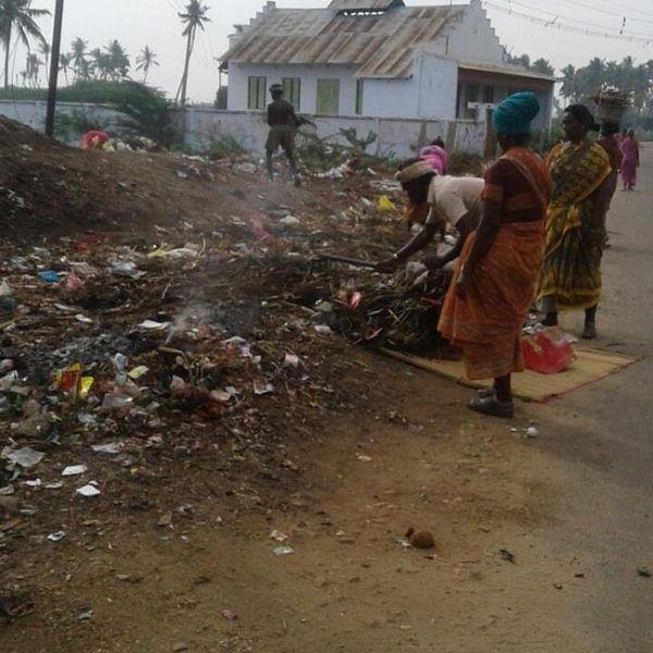 விளாசிய கலெக்டர்... வெடவெடத்துப்போன அதிகாரி... சுத்தமான ஊராட்சிகள்