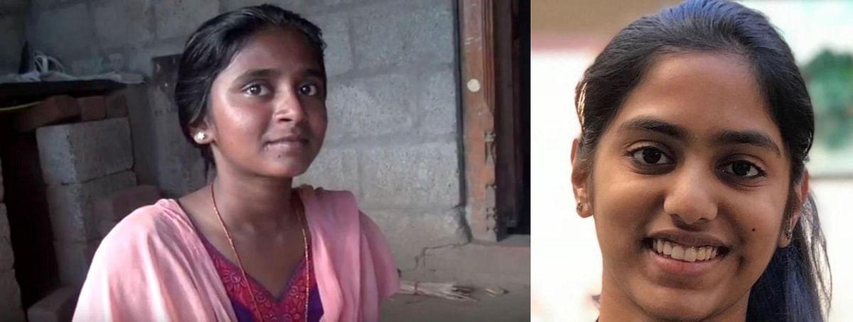 `அனிதாவின் நிலை யாருக்கும் வரக்கூடாது!' - ப்ளஸ் டூ மாணவி உருவாக்கிய #aNEETa செயலி