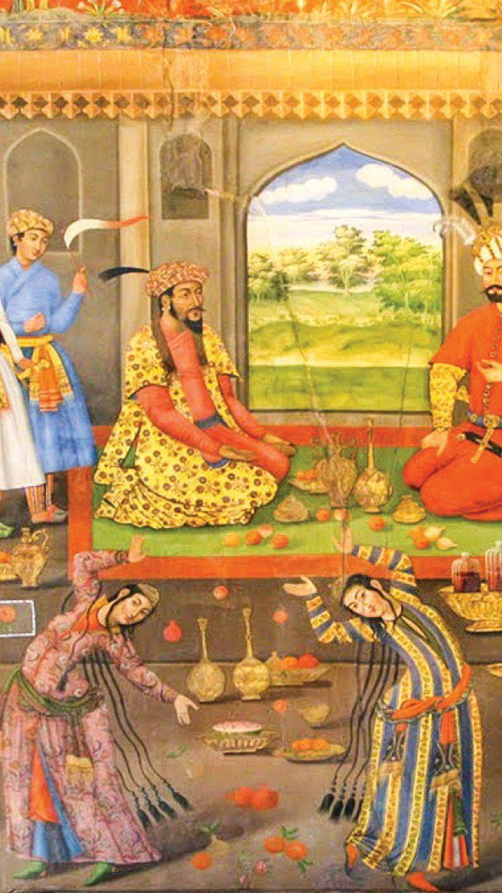 சரித்திர விலாஸ் - இன்றைய மெனு - முகலாய உணவுகள்