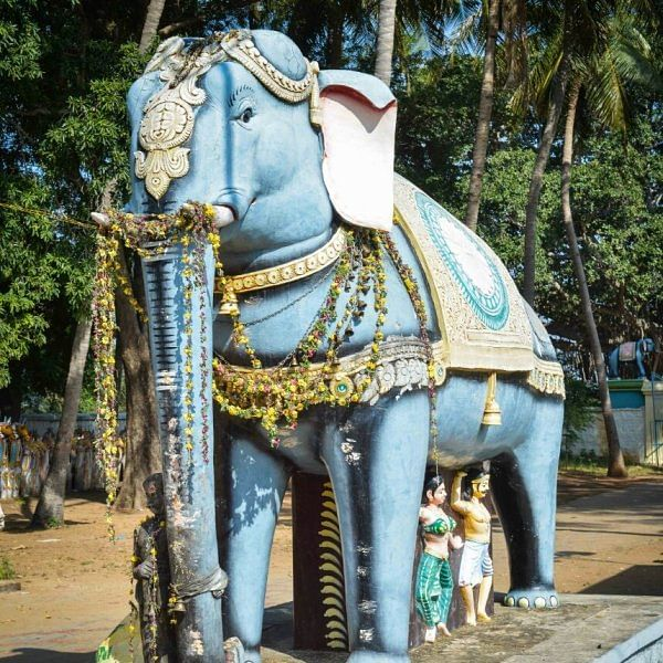 கல் யானை கரும்பு தின்ற கதை - கொட்டக்குடி ஐயனார் கோயிலில் நடந்த அதிசயம்!