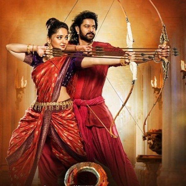 'பாகுபலி தேவசேனாவாக உணர்ந்தேன்!' சேலையில் அனுஷ்கா மேஜிக்