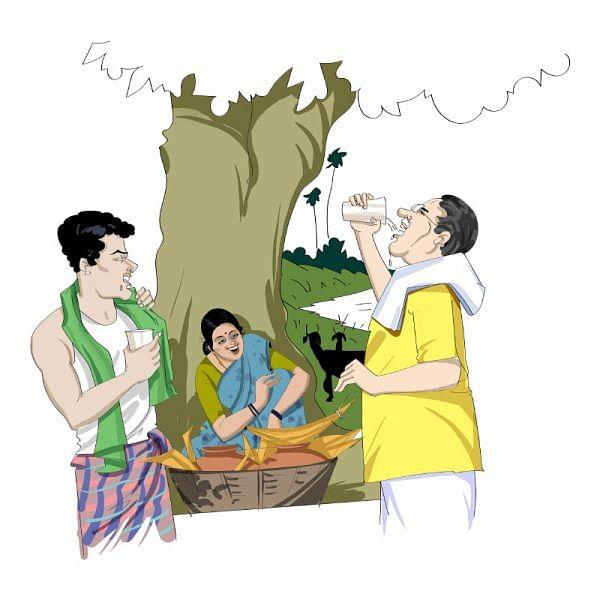 மரத்தடி மாநாடு: கலப்பட வேப்பம் பிண்ணாக்கு... - அலட்டிக்கொள்ளாத மாவட்ட நிர்வாகம்!