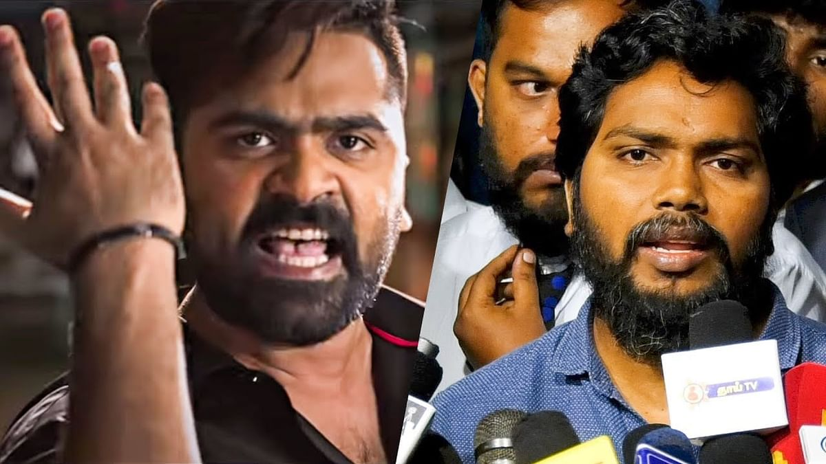 Pa Ranjith Supports Simbu on Periyar Kuthu Issue