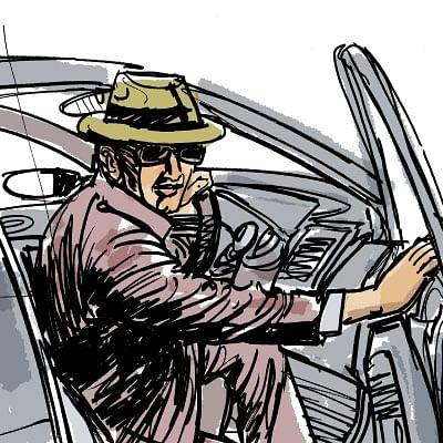 ஷேர்லக்: நிஃப்டி சார்ட்டில் தொங்கும் மனிதன்!