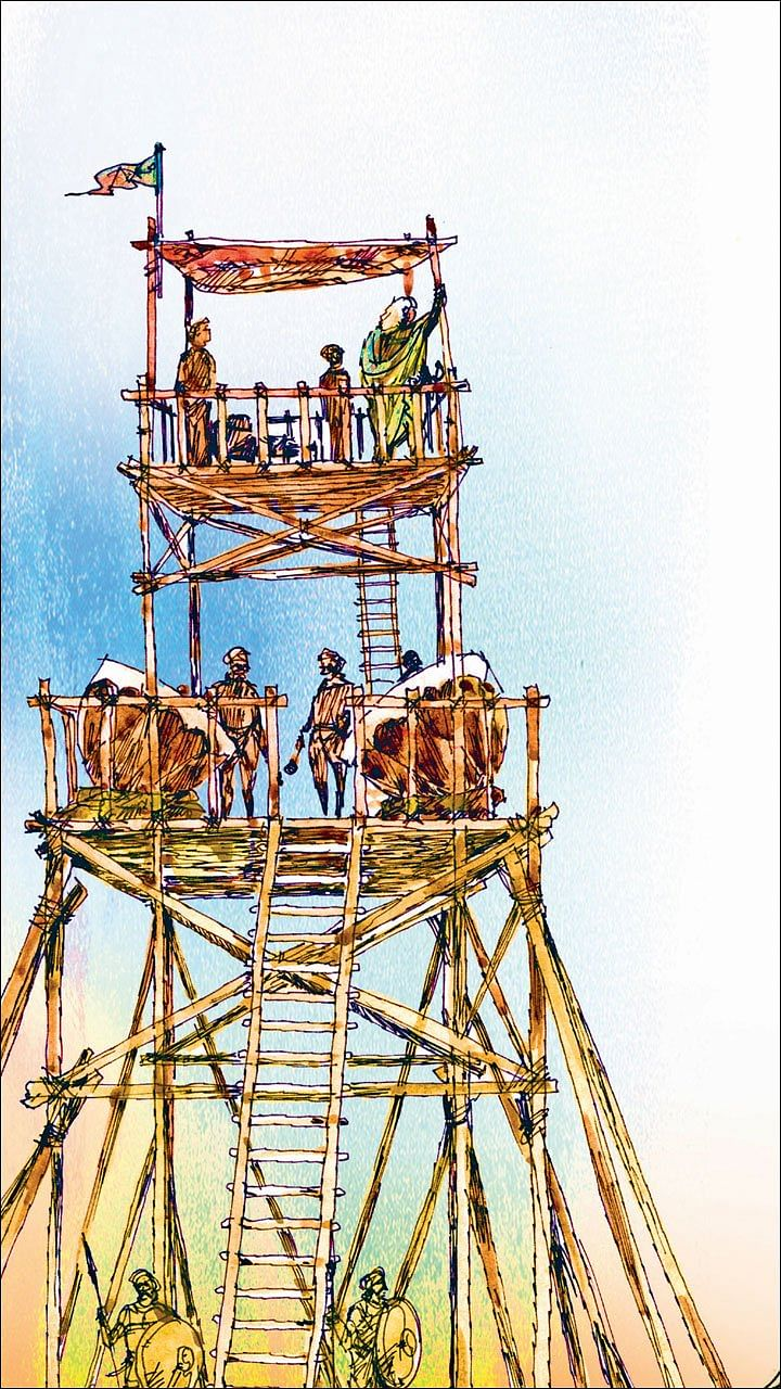 வீரயுக நாயகன் வேள்பாரி - 94