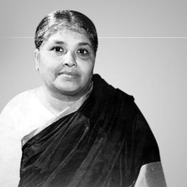செல்வி காந்திமதி அன்னை மணியம்மையாரான கதை!  #ManiammaiMemories