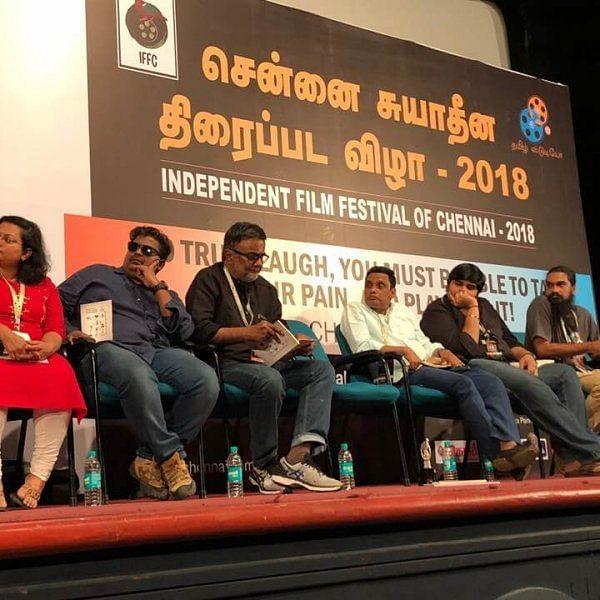'லோகோவில் மரகத புறா... இதுக்கு தூக்கு போடலாம்!' -  இந்தியாவின் முதல் சுயாதீன திரைப்படவிழா சுவாரஸ்யங்கள் #IFFC