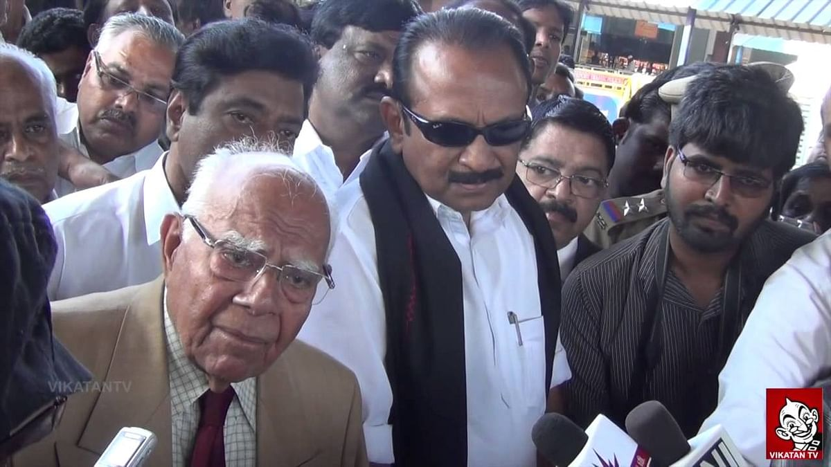 They Have Already Suffered 23 Years In Jail With a Fear of Death - Ram Jethmalani