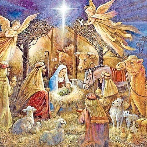 பாலகனாகப் பிறந்த இயேசு கிறிஸ்து, வழிகாட்டிய விண்மீன்! #Christmas