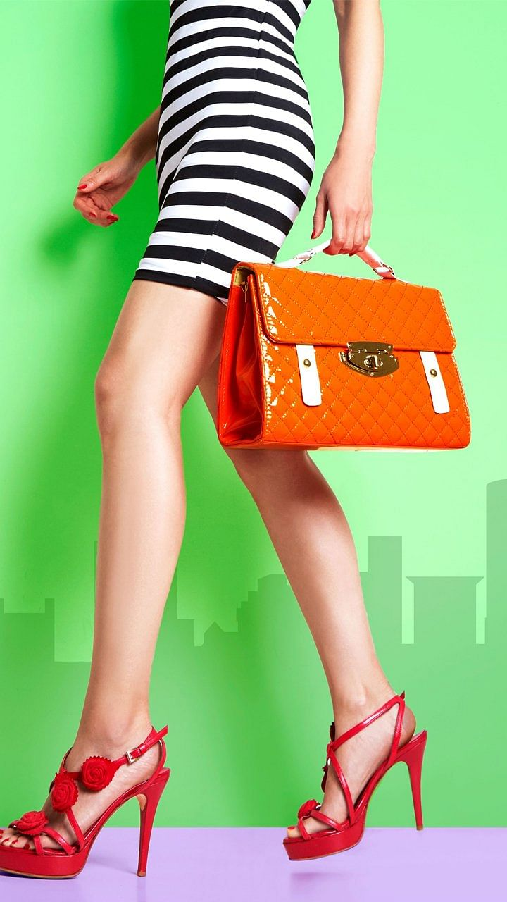 Hand bag தினுசு தினுசா
