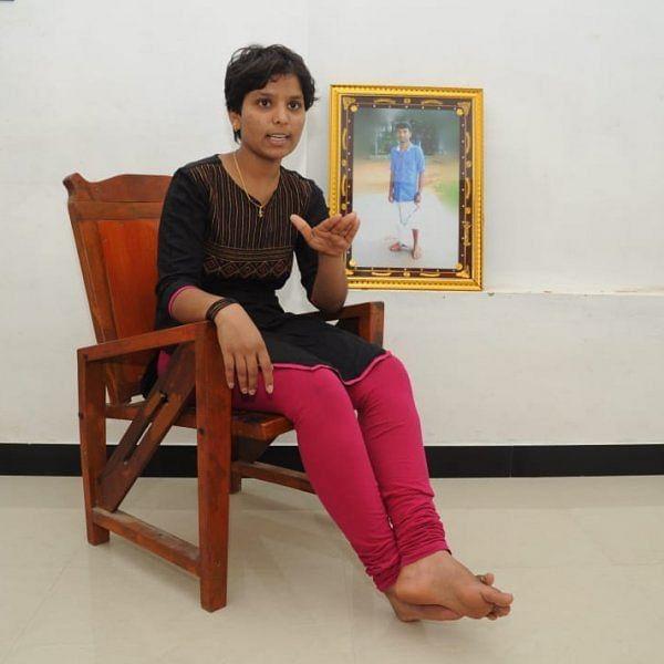 இந்திய இறையாண்மைக்கு எதிரான பேச்சு - கௌசல்யா சஸ்பெண்ட் பின்னணி!
