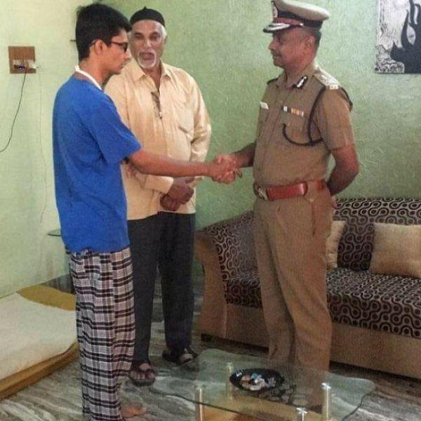 இளைஞரை விளாசிய எஸ்.ஐ... விகடன் ஆதாரத்தை வைத்து நடவடிக்கை எடுத்த கமிஷனர்!