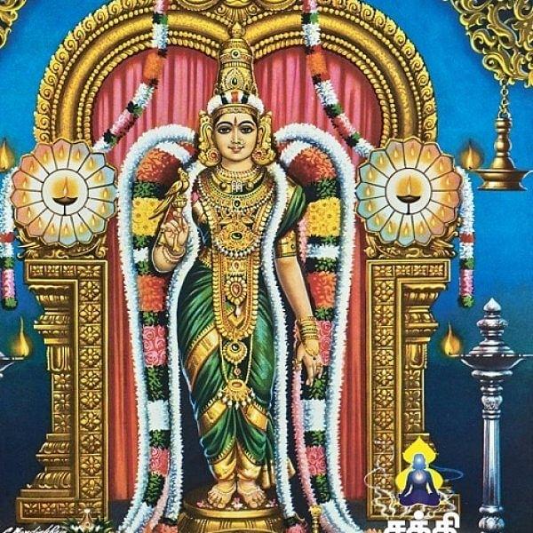 மாங்காடு காமாட்சி அம்மன்!