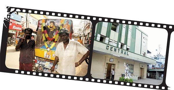 மதுரையில்... எம்.ஜி.ஆர். Vs சிவாஜி