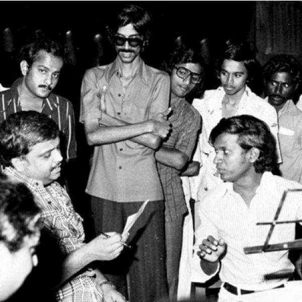 மீண்டும் இணையும் இளையராஜா எஸ்.பி.பி... சென்னையில் பிரமாண்ட இசைக் கச்சேரி