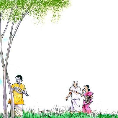 மரத்தடி மாநாடு: வறட்சியை விரட்டும்... மெத்தைலோ பாக்டீரியா!