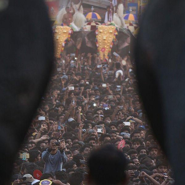 சாதி மதம் கடந்த பூரம் பெருநாள்! - இது கேரளத்தின் அறுவடைத் திருவிழா