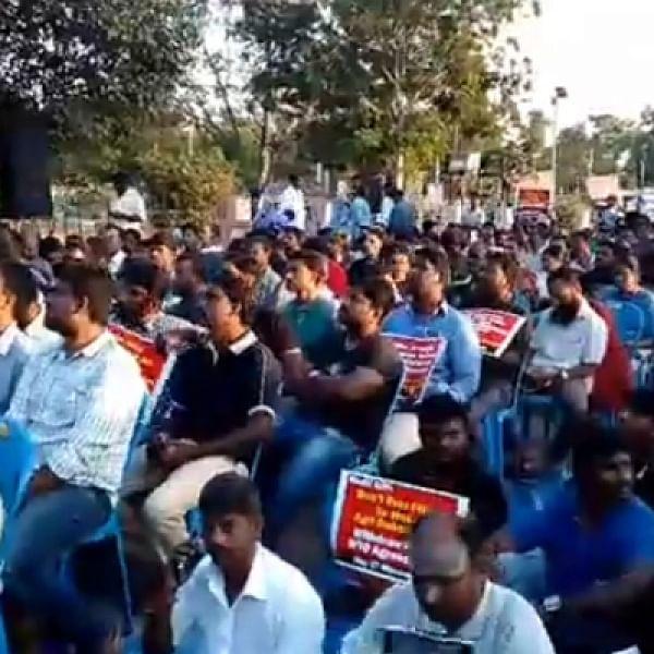 ஹைட்ரோ கார்பன் திட்டம்: சென்னையில் போராட்டம்
