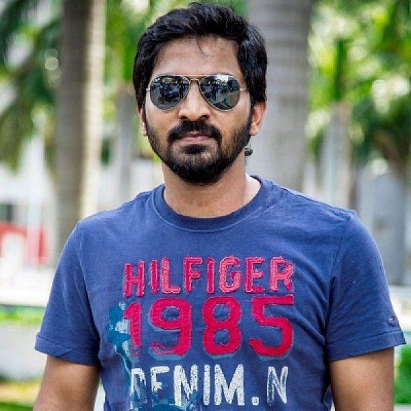 நிதின் சத்யா தயாரிப்பில் நடிக்கிறார் வைபவ்!