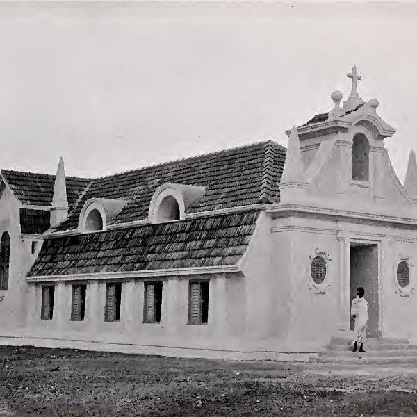 117 ஆண்டுகளாக கிறிஸ்தவம் சுமக்கும் ராமநாதபுரம் கப்பல் தேவாலயம்! #Christmas