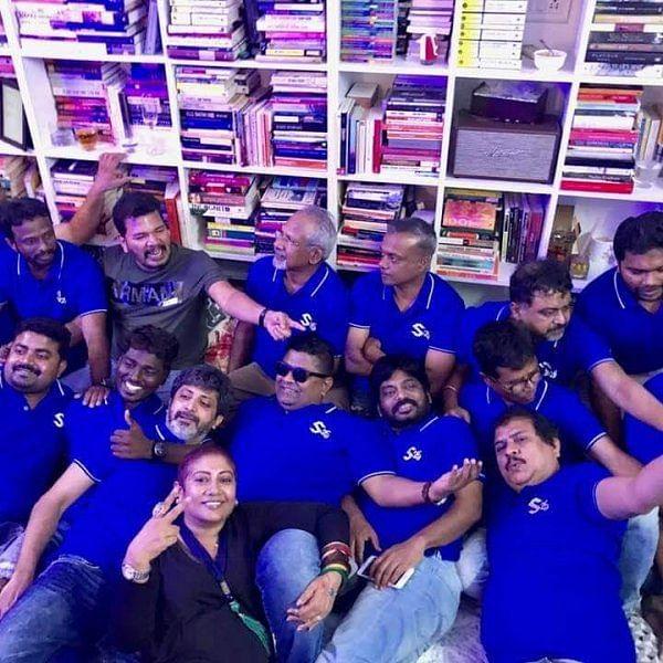 ஷங்கர் 25-காக ஒன்றிணைந்த தமிழ் சினிமாவின் முன்னணி இயக்குநர்கள்!