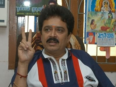 `வாழ்நாள் முழுவதும் அவமதிக்க மாட்டேன்!' - மன்னிப்புக் கேட்ட எஸ்.வி.சேகர்