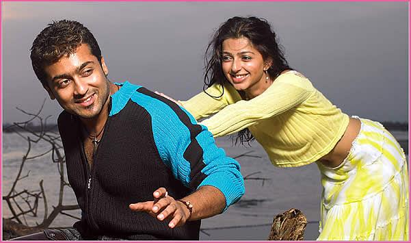 நான், சூர்யா... நடுவில் ஜோதிகா!