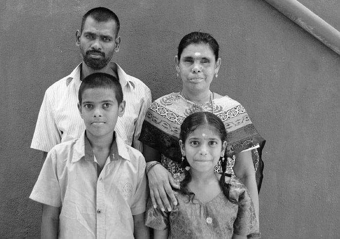 வண்ணங்களற்ற வாழ்வில் வர்ணஜாலம் நிகழ்த்திய கல்வி!