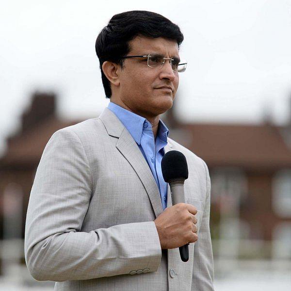 `கடந்த 5 - 10 ஆண்டுகளில் இந்திய அணியின் சிறந்த விக்கெட் கீப்பர் சஹாதான்!' - கங்குலி ஆருடம்