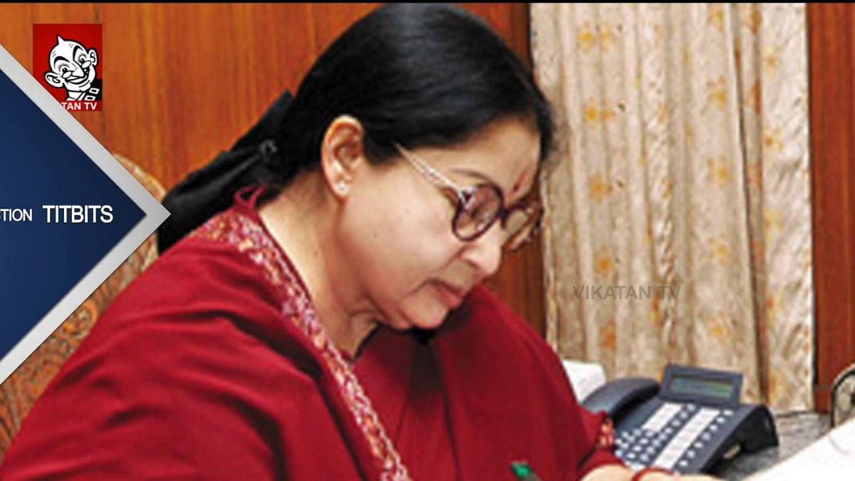 Jayalalithaa keeps shuffling AIADMK candidates list   Titbits