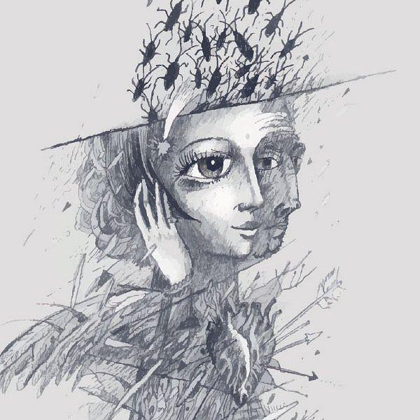 நீலியின் காதல் - த.ஜீவலட்சுமி