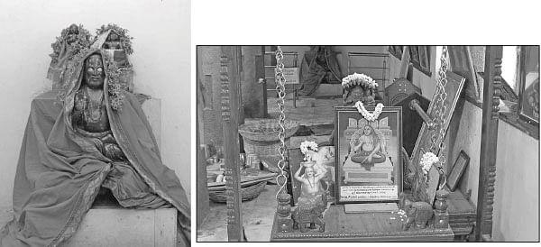 காவிரிக் கரையில் மந்த்ராலய மகான் !