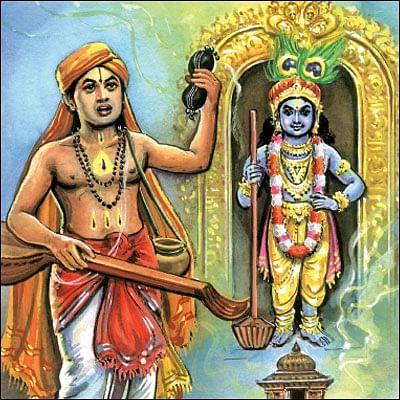 ரகுநாதன், புரந்தரதாசர் ஆன கதை!