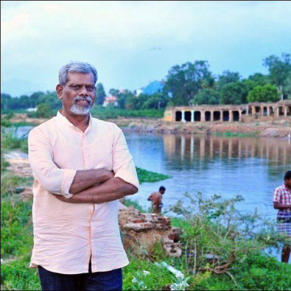 எழுத்தாளர் ஆதவன் தீட்சண்யா