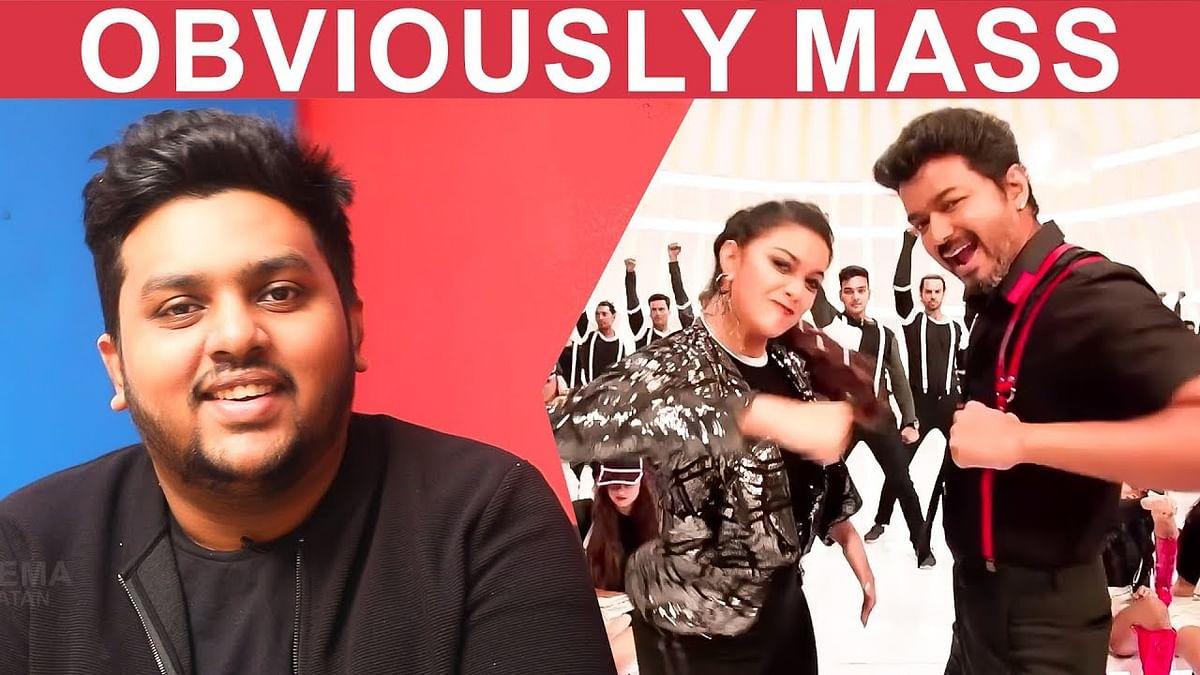 Meet the Music Producer of Vijay's Sarkar