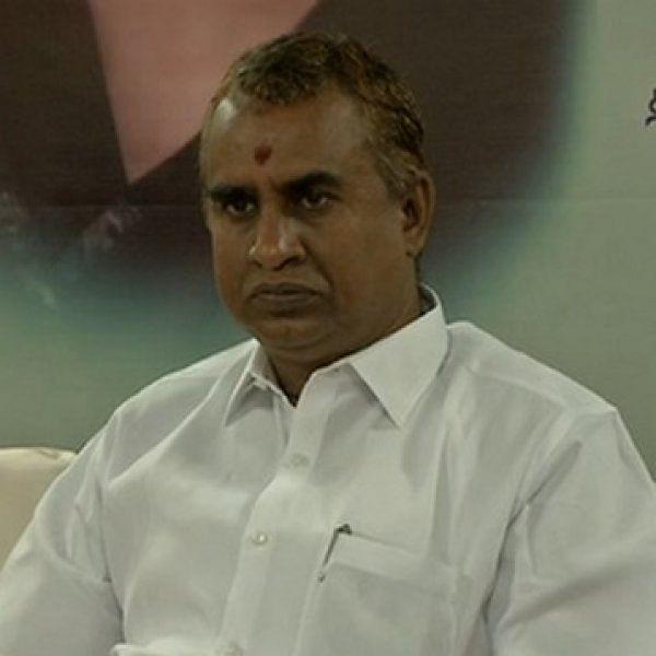 அமைச்சர் எஸ்.பி.வேலுமணி