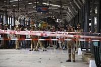 சென்னை சென்ட்ரல் ரயில் நிலையத்தில் நிகழ்ந்த குண்டுவெடிப்பு இடத்தின் புகைப்படத் தொகுப்பு