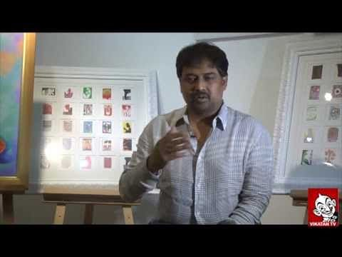 Lingu | Filmmaker Lingusamy's Passion on Artwork and Poetry