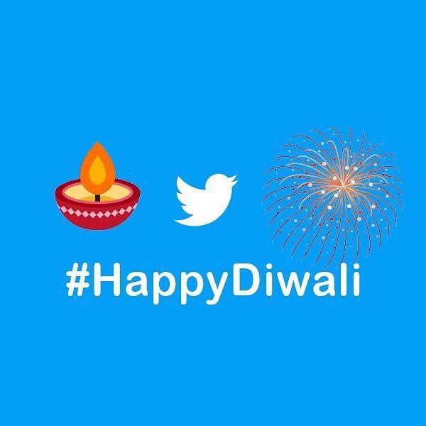 தீபாவளி எமோஜி எது? சாய்ஸை உங்களிடம் விடும் ட்விட்டர்! #HappyDiwali