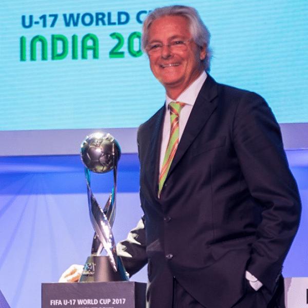 ஃபிஃபா கால்பந்து போட்டி: தயாராகிறது இந்தியா  #U17FIFA