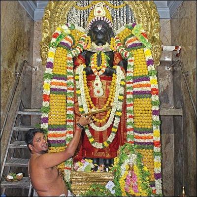 ஆஞ்சநேய ரக்ஷமாம்...